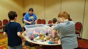 building mutant toys