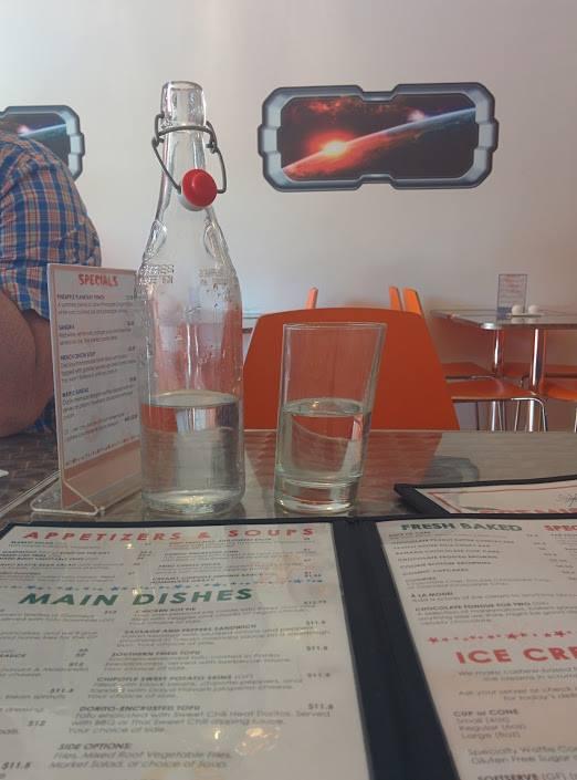 Cosmic Treats restaurant